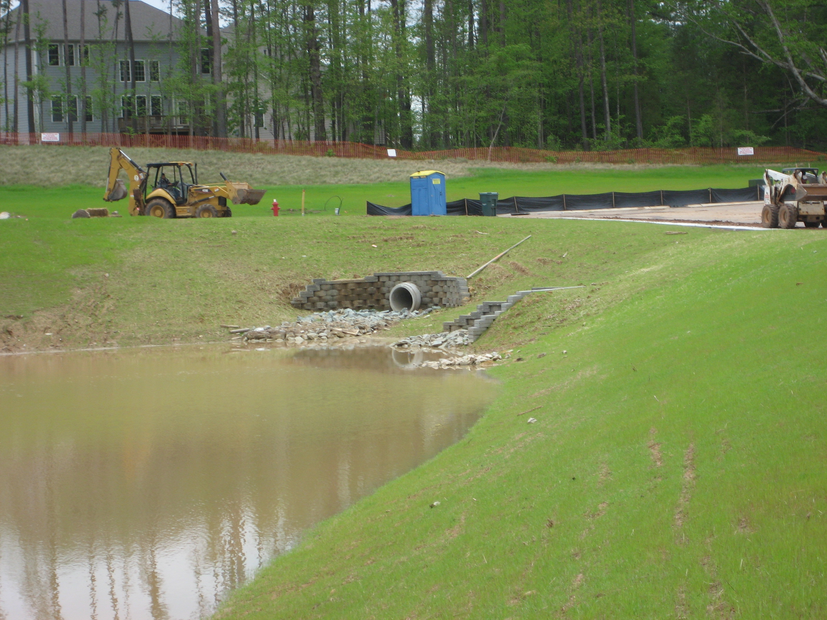 Image Gallery stormwater management